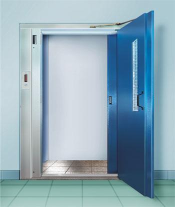SWING DOOR ...